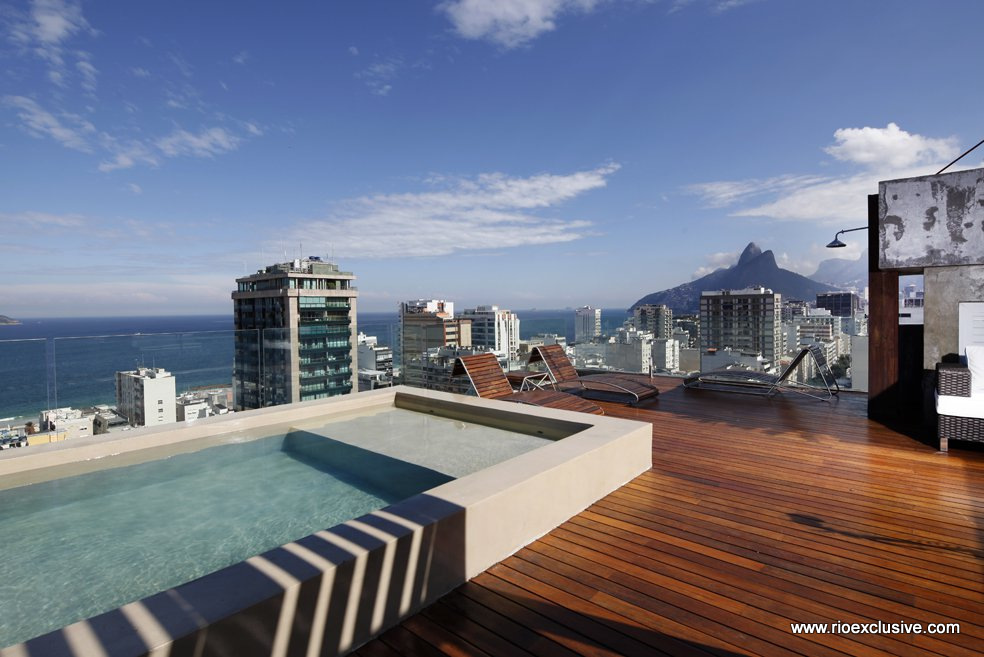 Amazing Penthouse Rental with a 360° View of Rio de ...
